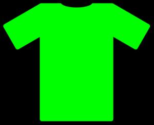 300x243 Green Tshirt Clip Art
