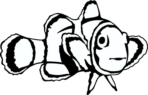 500x322 New Saltwater Fishing Layout And Clip Art Transfer Express