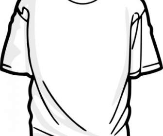 336x280 Blank T Shirt Clip Art Vector Clip Art Free Vector Free Download