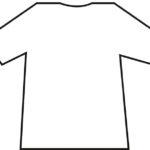 150x150 Printable T Shirts T Shirt Printable Template Free Download Clip
