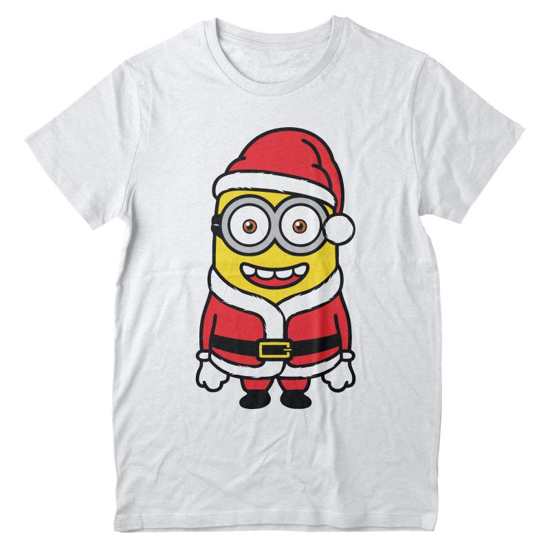 800x800 Santa Minions T Shirt Clip Art Tshirt Factory