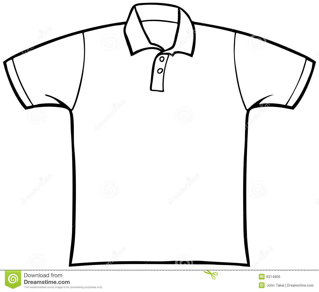 1300x1189 T Shirt Clipart Black And White