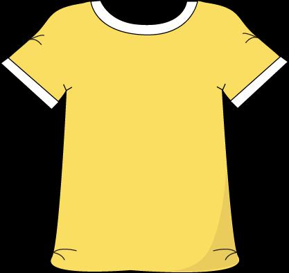 417x394 T Shirt Clip Art