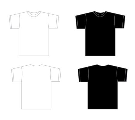 T Shirt Outline Template | Free download best T Shirt Outline ...