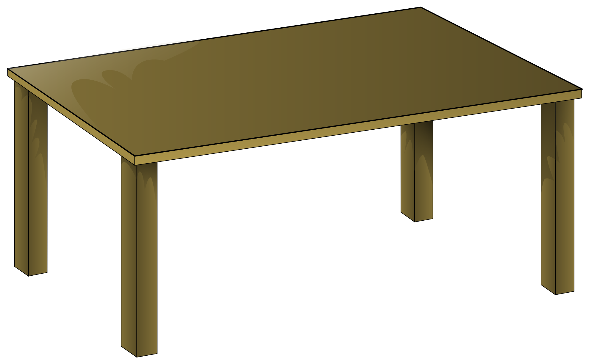 1979x1224 School Table Clip Art Round Table Clipart Kitchen Table And Chairs