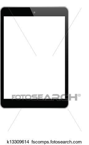 288x470 Ipad Mini Clipart Vector Graphics. 52 Ipad Mini Eps Clip Art