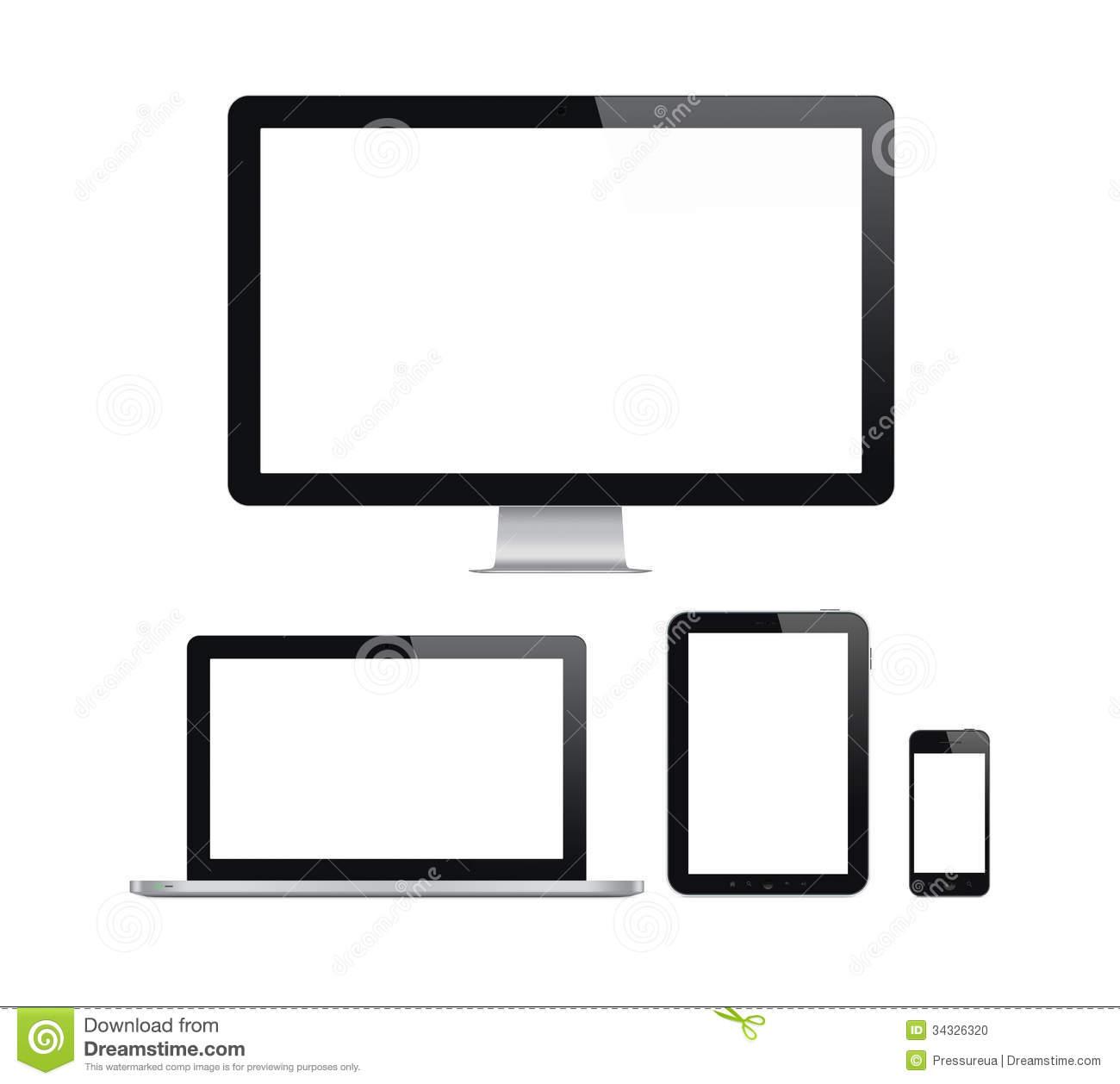 1300x1258 Laptop Clipart Blank Screen