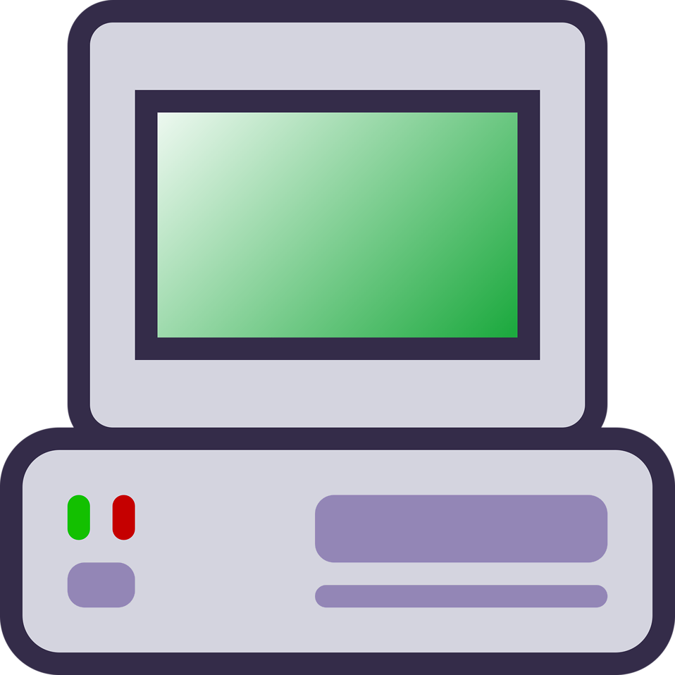 958x958 Computer Tablet Clip Art Transparent Cliparts