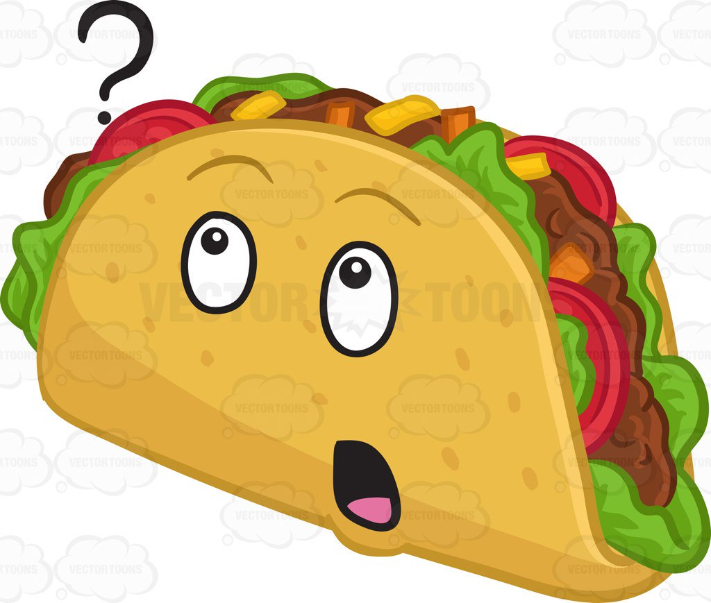 Taco Cartoon Images