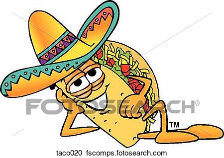 450x318 Cartoon Taco Clip Art Eps Images. 795 Cartoon Taco Clipart Vector