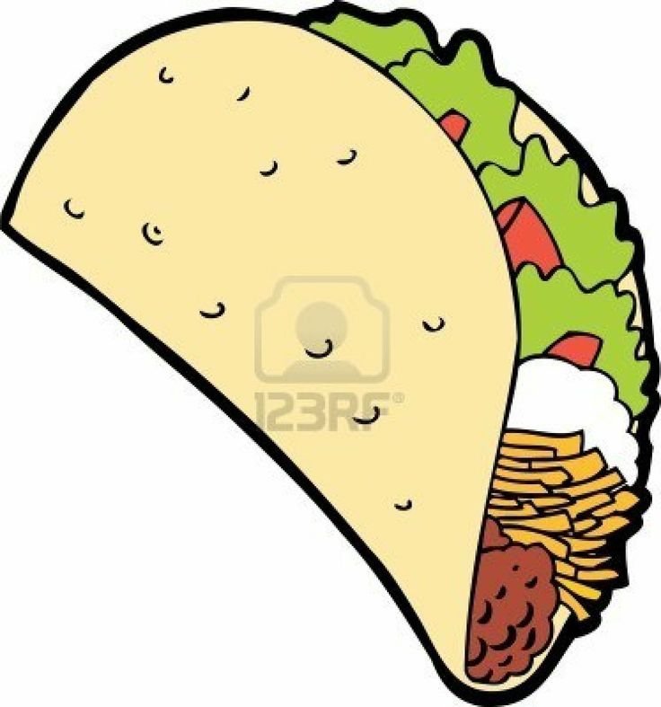 Taco Cartoon Pictures