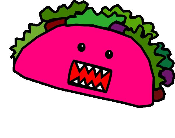 600x475 Taco Clip Art Taco Image 2