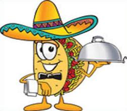 252x220 Taco Clipart Taco Stand
