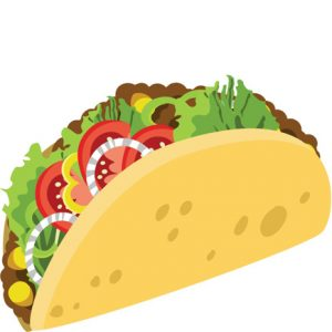 Taco Images Cartoon