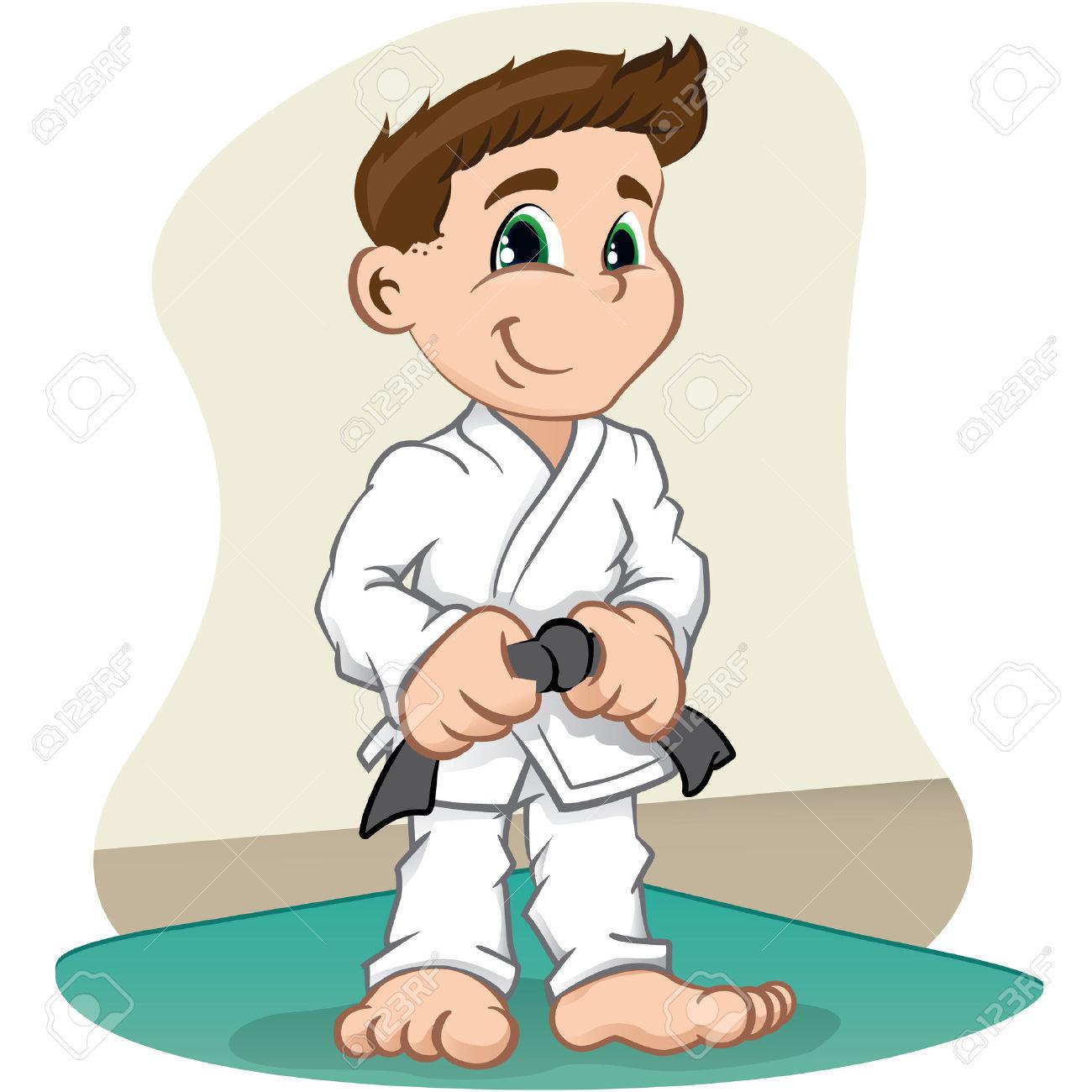 1300x1300 Korean Clipart Kid Martial Art