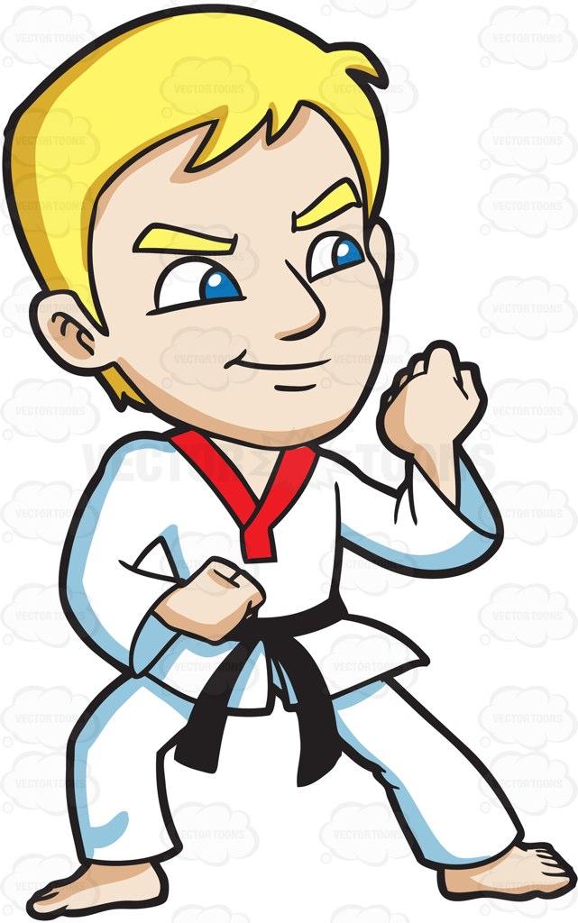 641x1024 Korean Clipart Taekwondo