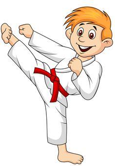 Taekwondo Clipart