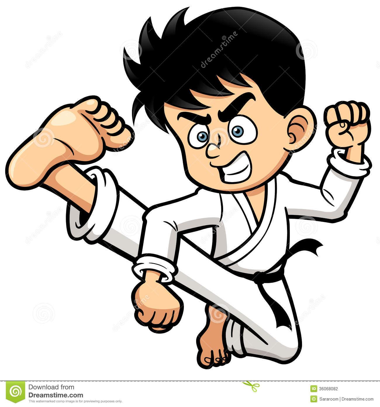 1300x1390 Martial Arts Clipart Karate Boy