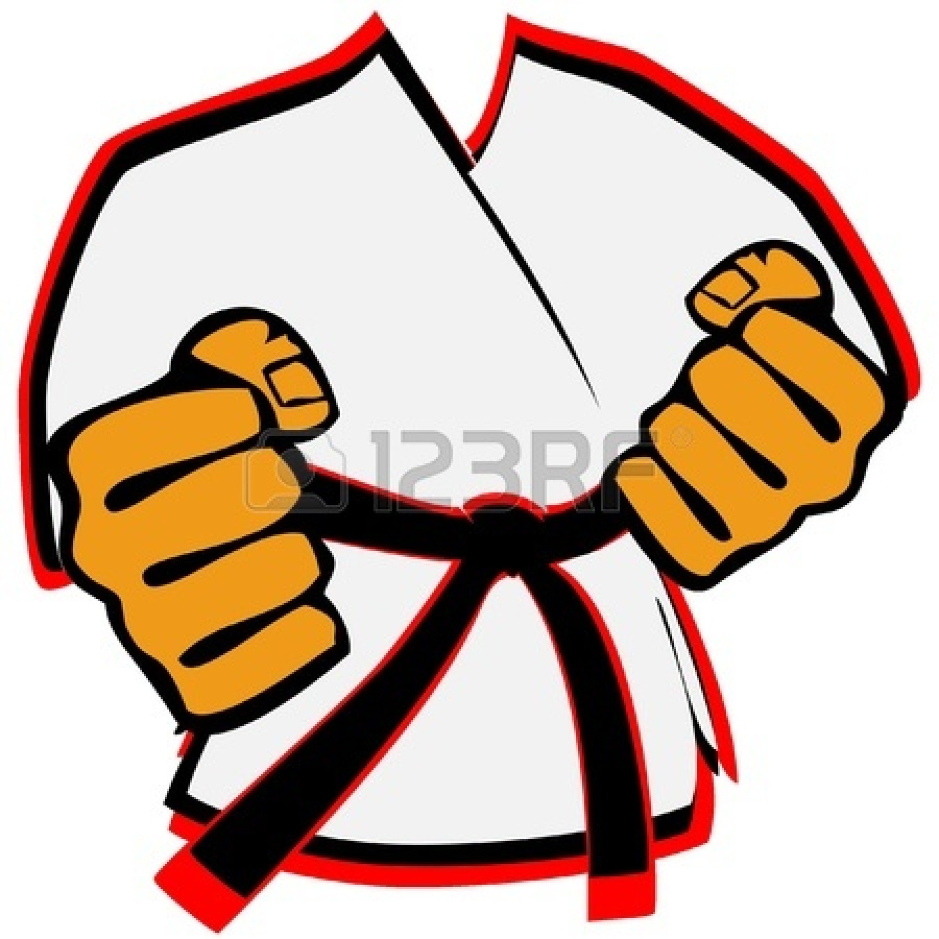 1350x1350 Taekwondo Belt Clip Art Cliparts
