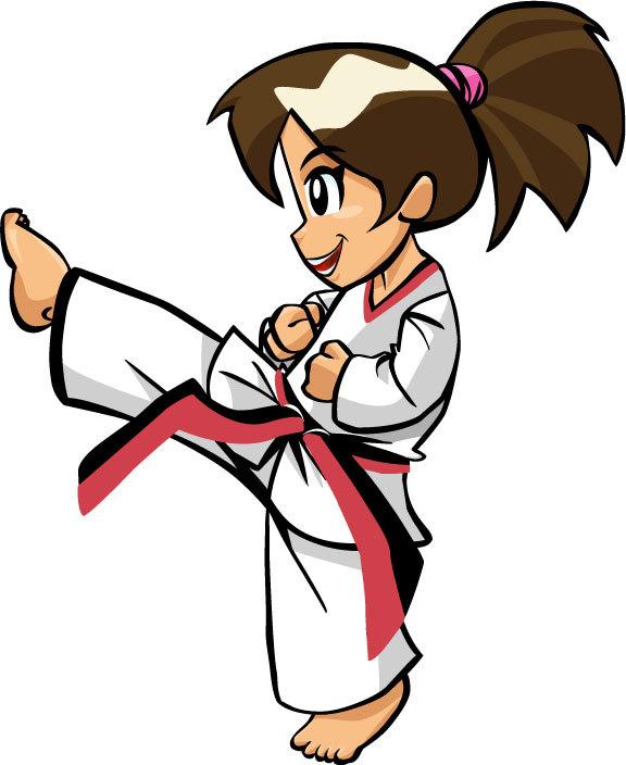 576x704 Boy Clipart Taekwondo
