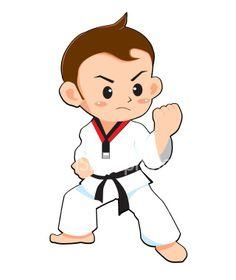 236x280 Taekwondo Kids Clip Art