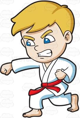 271x400 Taekwondo Clipart