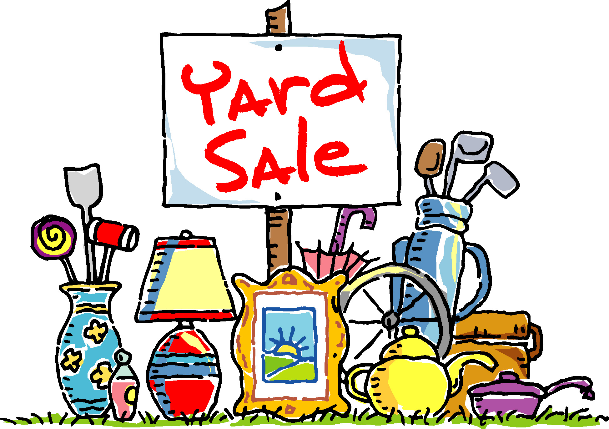 1948x1372 Free Yard Sale Clip Art Pictures