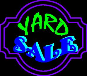 297x258 Free Yard Sale Clip Art Clipart 2 Image