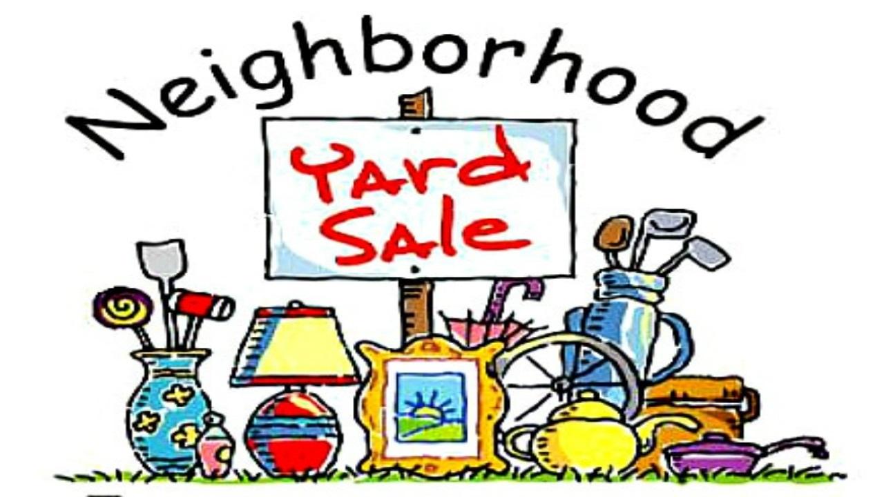 1280x720 Parsippany Neighborhood Tag Sale