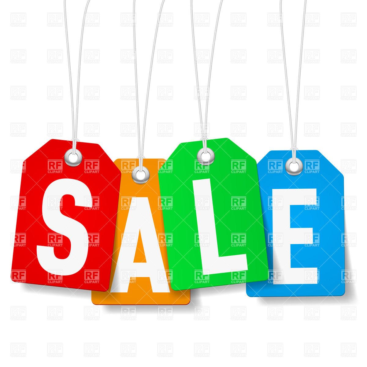 1200x1200 Sale Tags Clipart