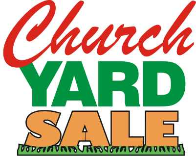 401x318 Yard Sales Flyers