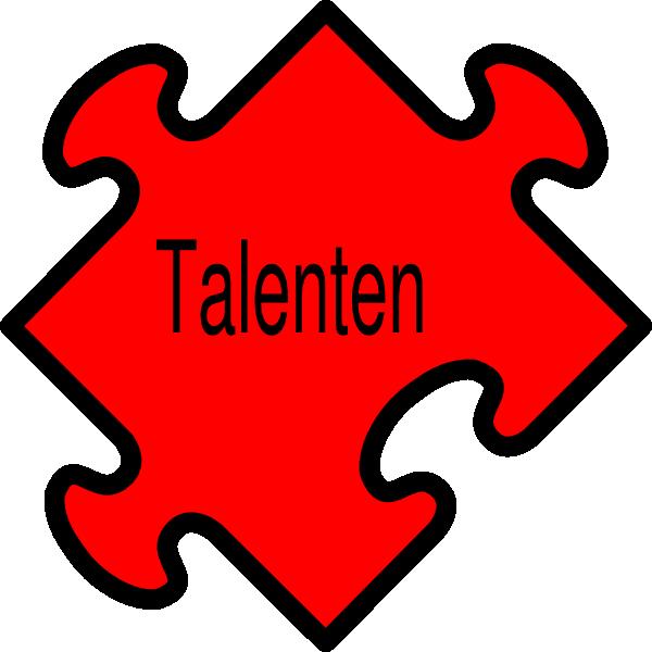 600x600 Jigsaw Talent Clip Art