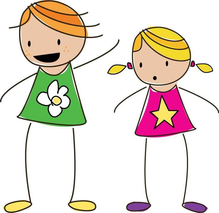 736x715 Girl Clip Art Cartoon Free Clipart Images 2