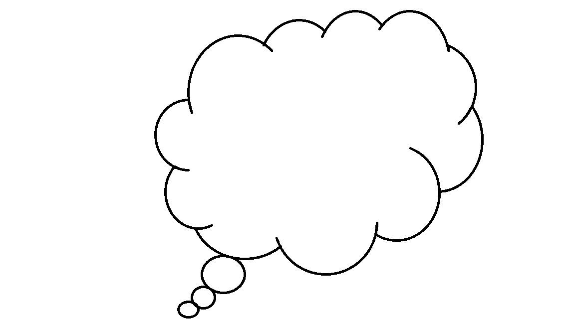 1152x648 Talking Bubble Clipart Clipartmonk