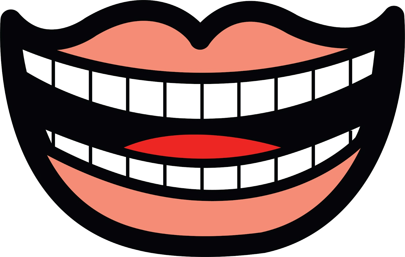 1600x1016 Clipart Mouth Animated