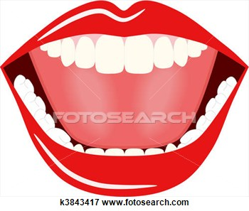 350x297 Mouth Clipart