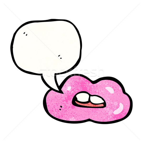 600x600 Mouth Talking Stock Vectors, Illustrations And Cliparts Stockfresh