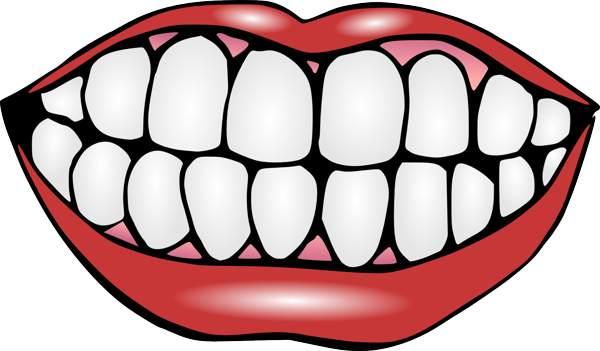 600x351 Open Mouth Clip Art