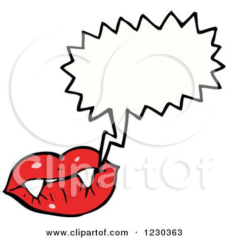 450x470 Cartoon Of A Pair Of Happy Red Lips