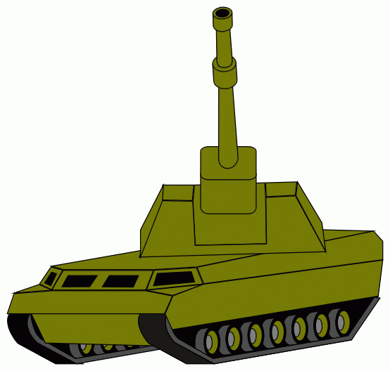 554x528 Tank Clipart Military Tank