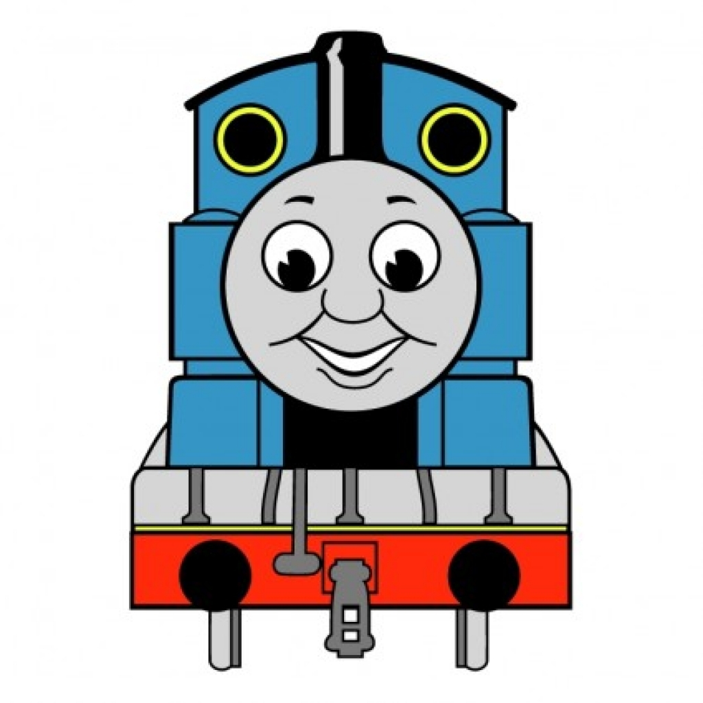 1024x1024 Thomas The Train Clip Art Clipartsco High Quality Thomas The Tank