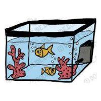 200x200 Fish Tank Clipart