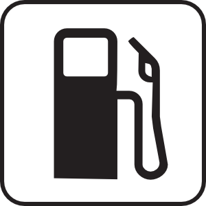300x300 Gas Pump Clip Art