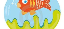 272x125 Fish Tank Clip Art Free Vector In Open Office Drawing Svg ( Svg