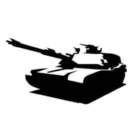 270x270 Tank Stencil Free Stencil Gallery