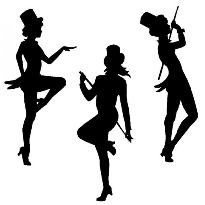 800x800 Dance Art Sign