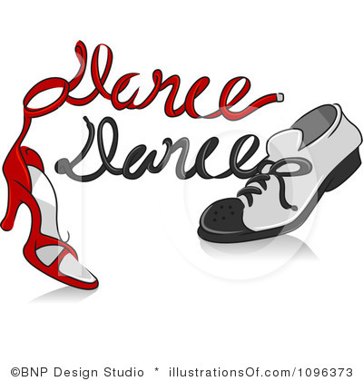 400x420 Tap Dance Clipart