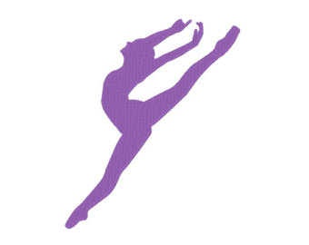 340x270 Dancer Silhouettes Etsy