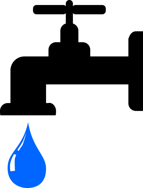 547x720 Drops Clipart Tap Water