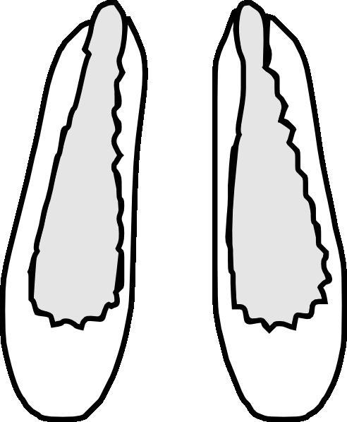 492x598 Ladies Shoes Clip Art
